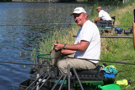 Третий день тренировок российской команды на ЧЕ по поплавку