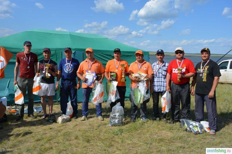 Рыболовные клубы оренбурга