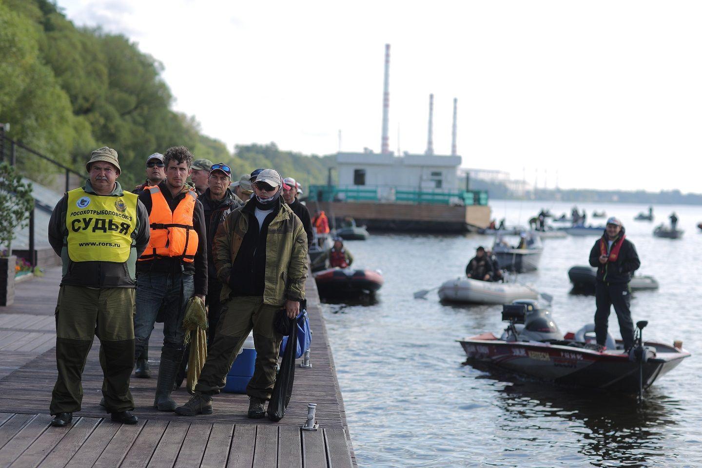 Чемпионат россии по ловле спиннингом с лодок 2017