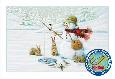Поздравление Федерации рыболовного спорта России от Президента Международной Федерации рыболовного спорта в пресной воде (ФИПС)