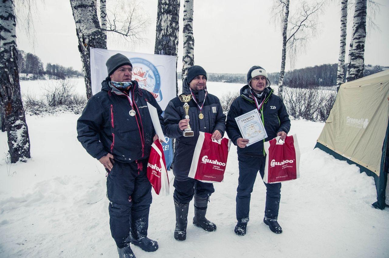 Протокол технических результатов Чемпионат Федерации рыболовного спорта Ивановской области по спортивной ловле на блесну со льда 23 декабря 2018 года