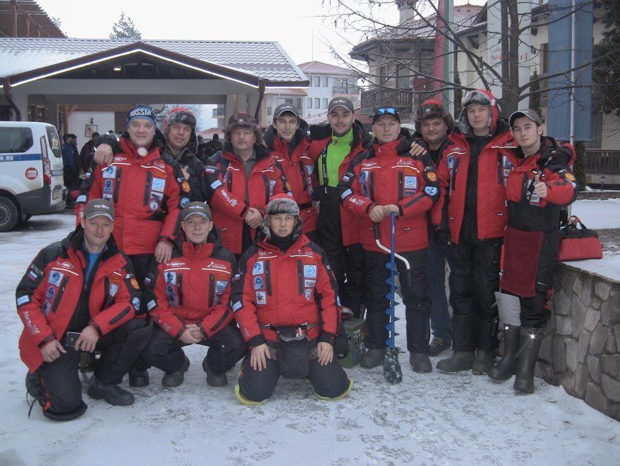 Скоро состоится открытие 16-го Чемпионат мира по ловле рыбы на мормышку со льда