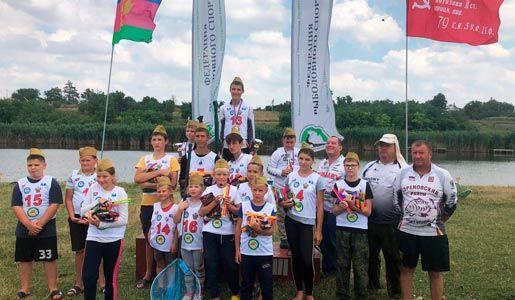 18 июля 2020 года прошёл фестиваль для детей и юношей в честь 75-летия Победы!