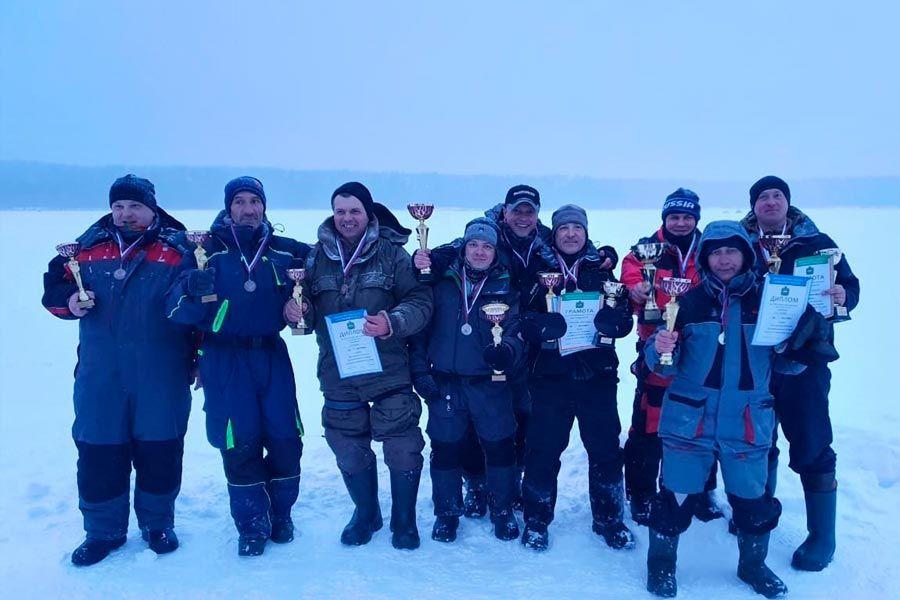 Итоговые протоколы Кубка Калужской области по ловле на мормышку со льда прошедшие 16 января 2021 года, Яченское вдхр.