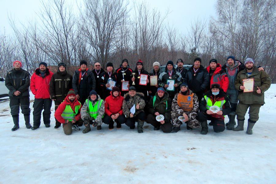 Итоги Чемпионата Воронежской области по ловле на блесну со льда прошедшие 23 января 2021 года.