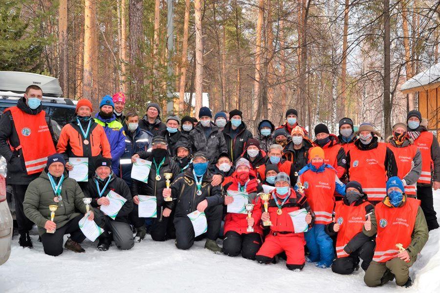 Итоговые протоколы Чемпионата Свердловской области по ловле на блесну со льда