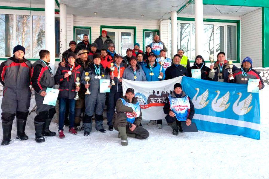 Итоги Чемпионата Республики Башкортостан по ловле на мормышку со льда прошедшие 21 марта