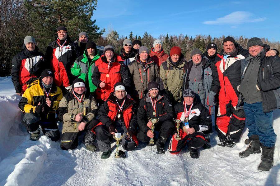 Итоги Чемпионата Республики Марий Эл по ловле на блесну со льда прошедшие 13 марта 2021 года