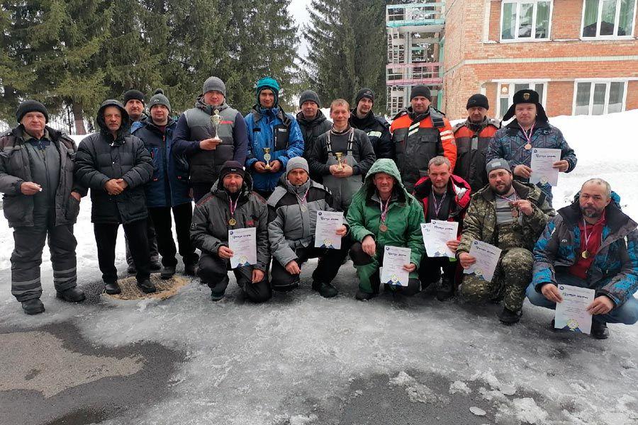 Итоги Кубка Кемеровской области по ловле на блесну со льда