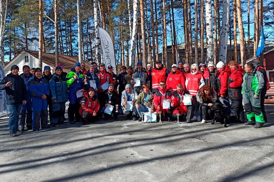 Итоги Чемпионата Свердловской области по ловле на мормышку прошедшие с 27 по 28 марта 2021 года на озере Исетское