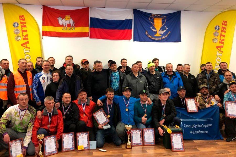 Итоги Чемпионата Челябинской области по зимней блесне прошедшие с 3 по 4 апреля 2021 года на озере Увильды