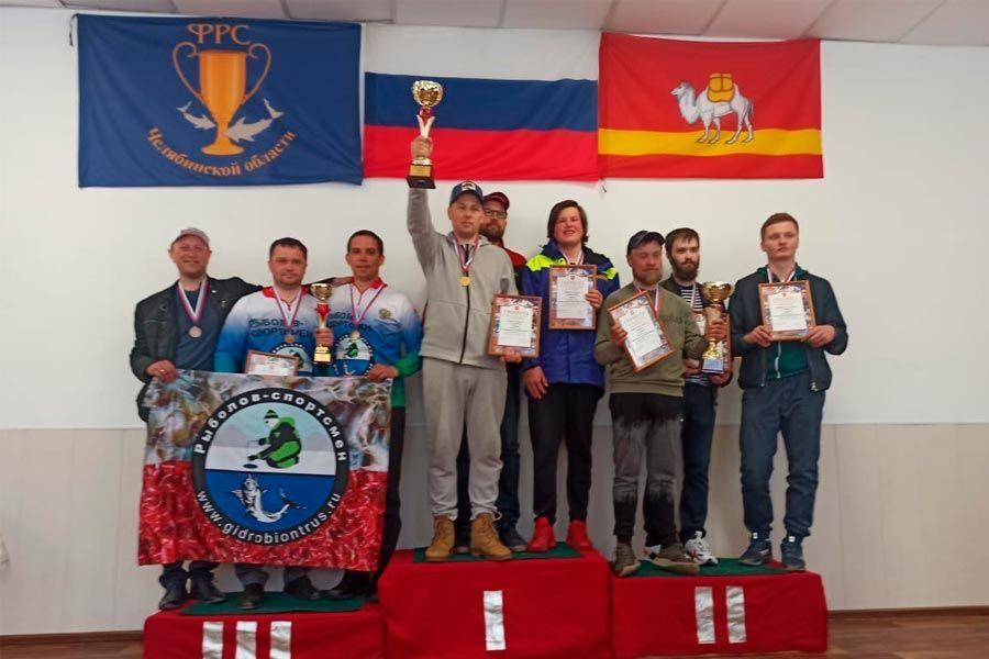 В Челябинской области закрыли зимний сезон спортивной рыбалки соревнованиями по ловле на мормышку