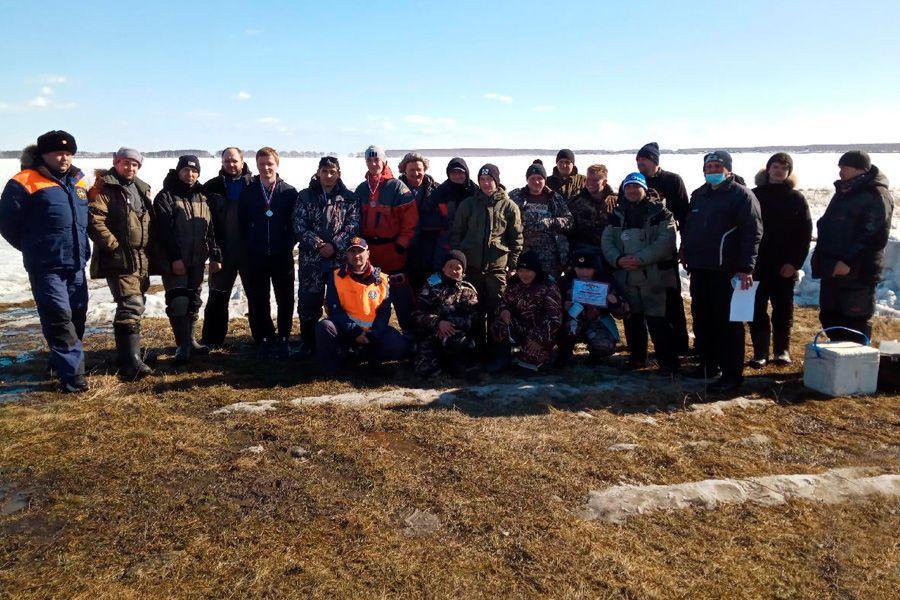 Итоги Чемпионата Аргаяша (Челябинская область) по ловле на мормышку со льда прошедшего 28 марта 2021 года