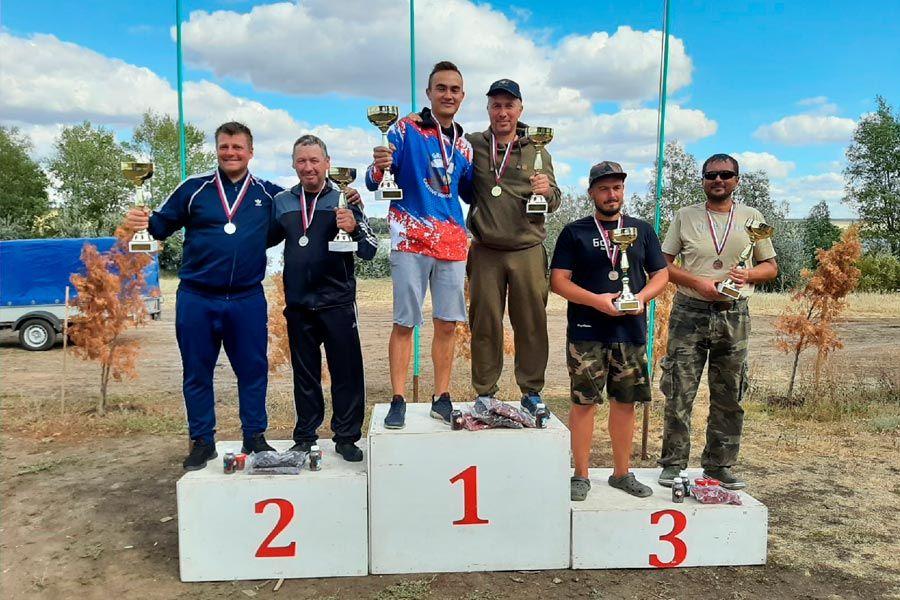 Итоги  Чемпионата Оренбургской области по ловле карпа