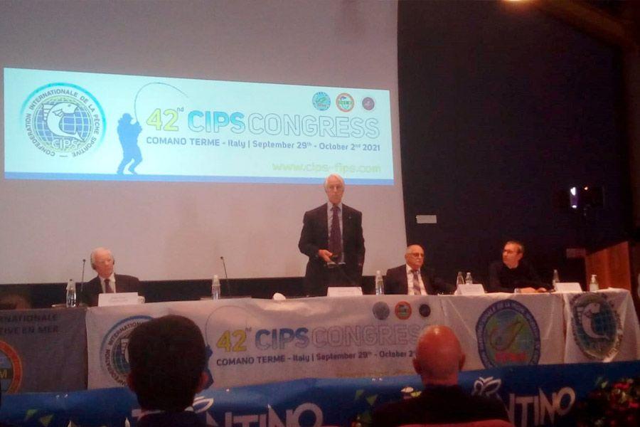 Сегодня начал работу конгресс ЦИПС и ФИПС