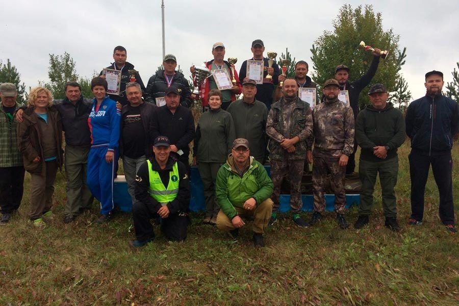 Итоги Чемпионата Челябинской области по ловле карпа