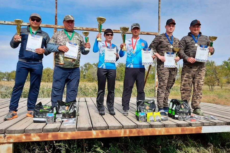 Итоги Кубка Волгоградской области по ловле карпа