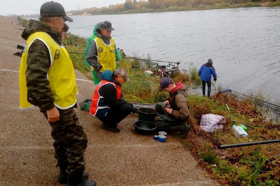 Чемпионат России по ловле поплавочной удочкой. Скоро старт 2-го тура