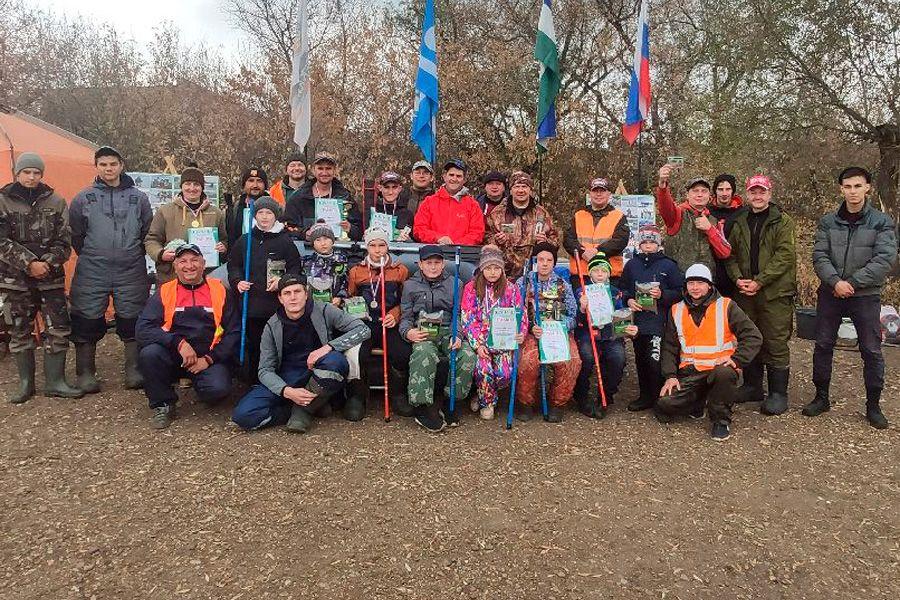 10 октября прошёл седьмой рыболовный турнир «Уличная рыбалка 2021» посвященный Дню Республики Башкортостан