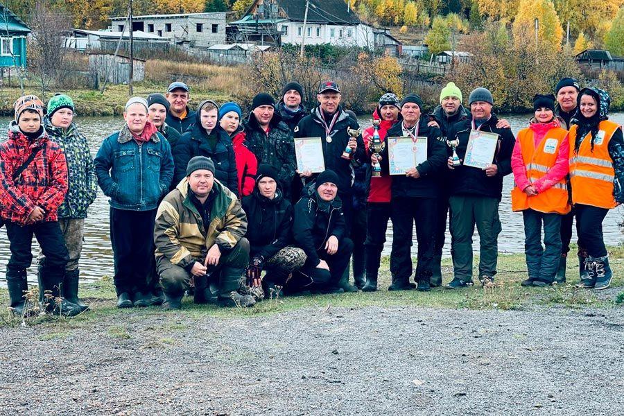 Итоги Чемпионата Усть-Катавского ГО по ловле спиннингом с берега