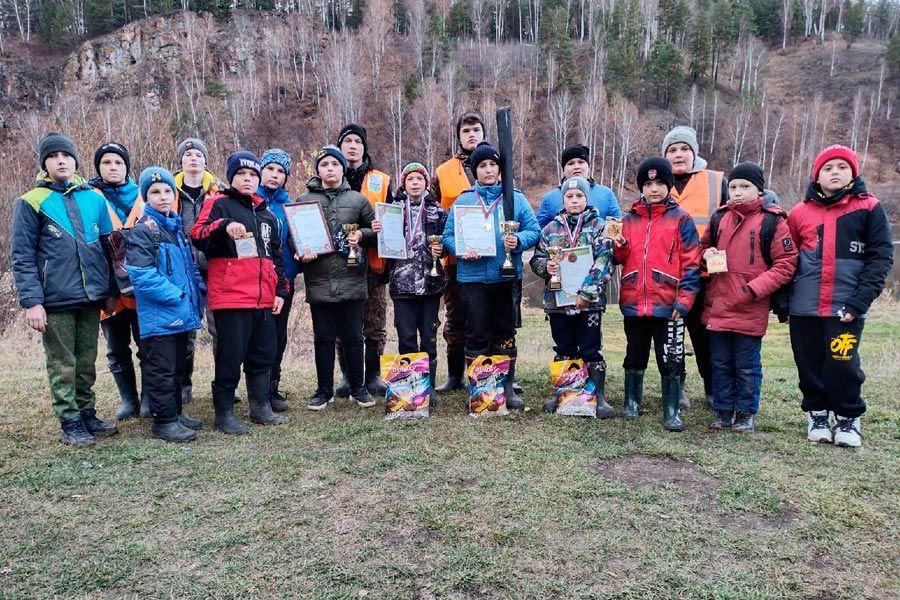 В Усть-Катаве дети выявили сильнейших в ловле рыбы поплавочной удочкой