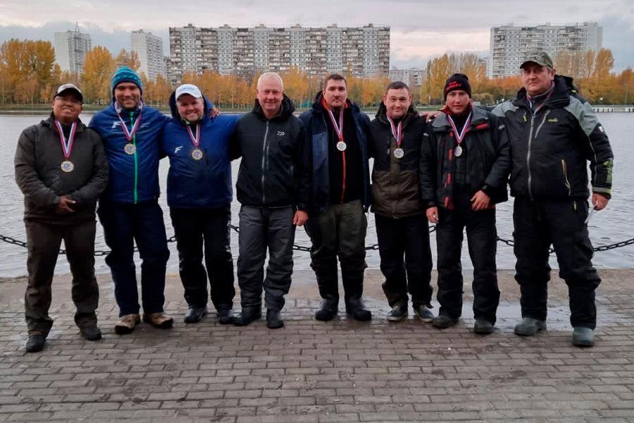 Завершились отборы в сборную России в дисциплине «Ловля донной удочкой»