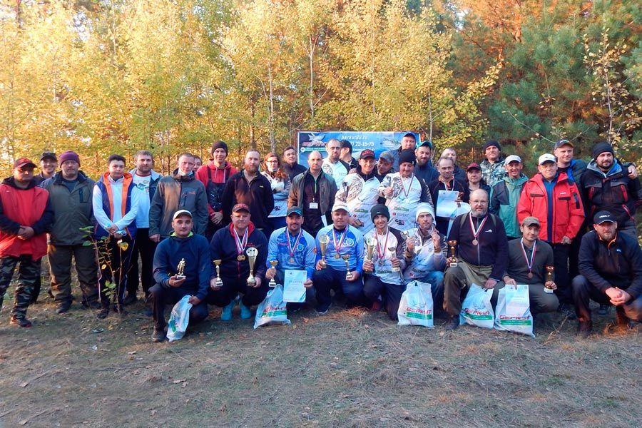 Итоги Чемпионата Тамбовской области по ловле донной удочкой