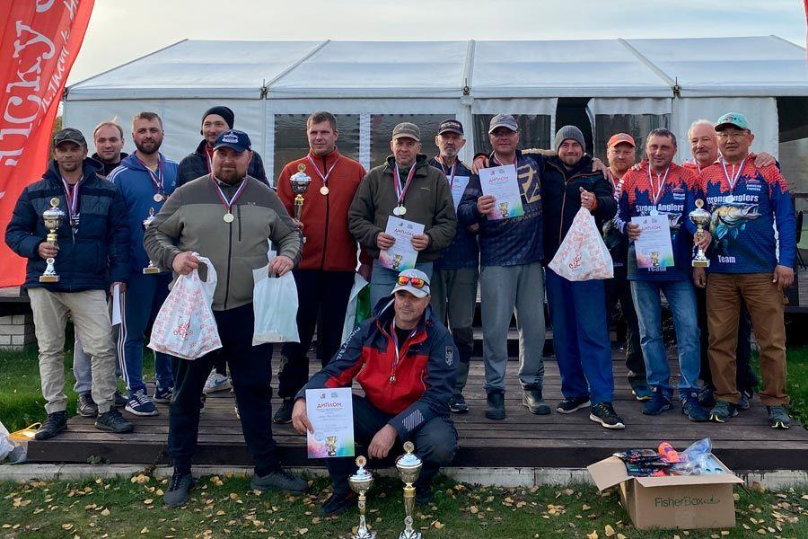 Итоги Чемпионата Тверской области по спиннингу с лодок