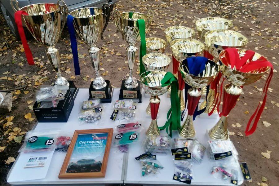 Итоги Чемпионата Волгоградской области по ловле спиннингом с берега