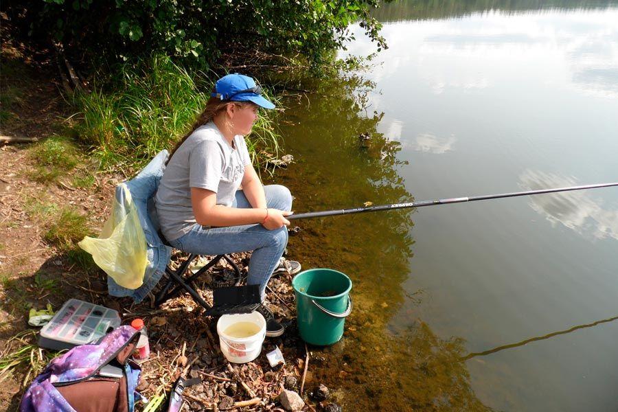 17 октября на акватории Устимского пруда в Нижегородской области пройдут соревнования по ловле поплавочной удочкой посвященные закрытию спортивного летнего сезона